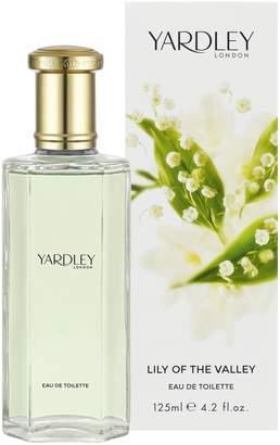 Yardley London of London Lily of The Valley for Women Eau De toilette Spray, 4.2-Ounce