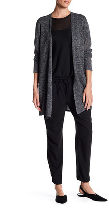 Eileen Fisher Marled Linen Blend Cardigan $278 thestylecure.com