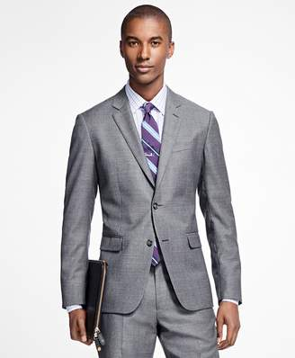 Brooks Brothers Milano Fit Tic 1818 Suit