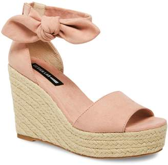 Design Lab Textured Wedge Elspadrilles