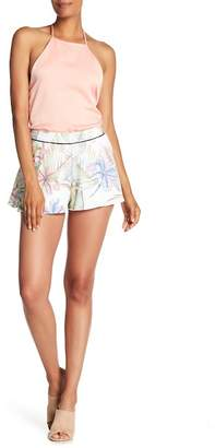 Do & Be Do + Be Tropical Patterned Shorts