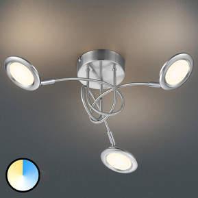 Session - LED-Deckenleuchte mit Besonderheit
