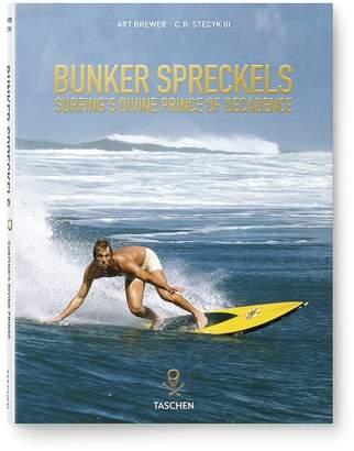 Taschen Bunker spreckels. surfing's divine prince of decadence