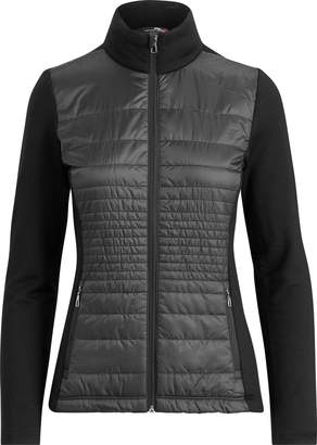 Ralph Lauren Quilted French Terry Jacket