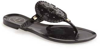 Jack Rogers 'Georgica' Jelly Flip Flop