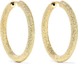Clearance Carolina Bucci Woman 18-karat Gold And Cord Tasseled Earrings Black Size ONESIZE Carolina Bucci Discounts Cheap Price Ol9lO