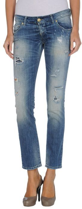 Take-Two Denim pants