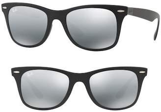 badf4f50e09c2 ... Ray-Ban Tech Wayfarer Liteforce 52mm Sunglasses