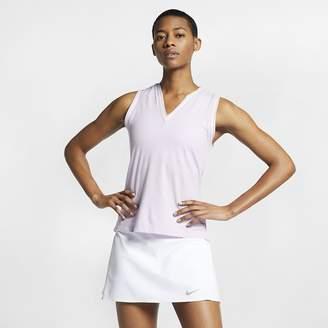 d2e26180 Nike Women's Sleeveless Golf Polo Dri-FIT