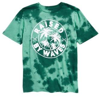 Raised by Waves Graphic T-Shirt