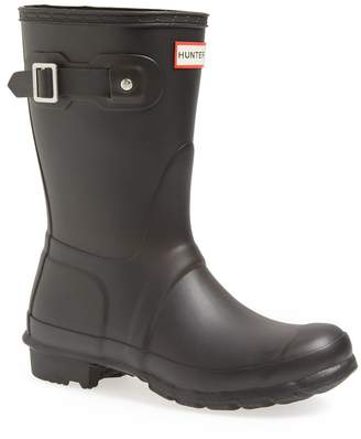Hunter Short Waterproof Rain Boot