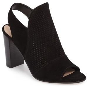 Women's Via Spiga Gaze Block Heel Sandal $195 thestylecure.com