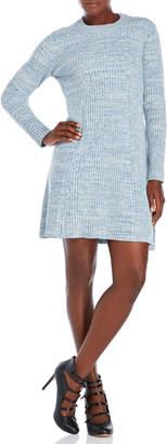 Thakoon Ribbed Merino Sweater Dress