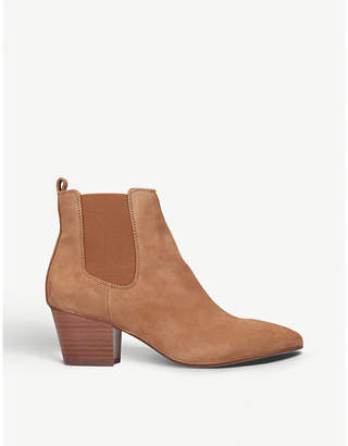 Aldo Grillan leather ankle boots