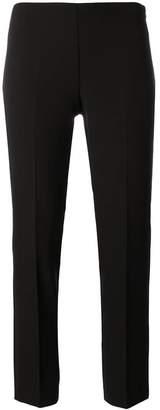 Blumarine slim-fit cropped trousers