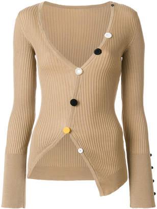Jacquemus button applique jumper