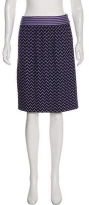 Missoni Knee-Length Wool Skirt