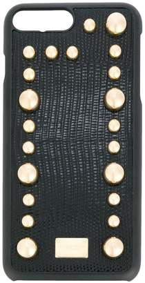 Dolce & Gabbana embellished iPhone cover