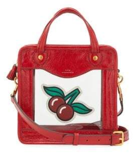 Anya Hindmarch Rainy Day Cherry Crossbody Bag