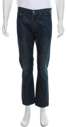 Helmut Lang Five-Pocket Straight-Leg Jeans