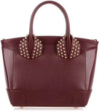 Christian Louboutin Eloise small bordeaux leather bag