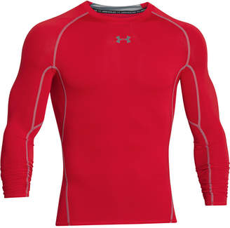 Under Armour Men's HeatGear Long-Sleeve Compression Shirt