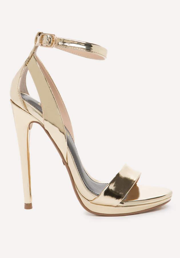 Selina High Shine Sandals