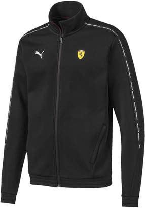 Scuderia Ferrari Men's Sweat Jacket