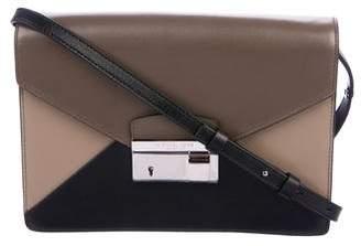 Michael Kors Gia Tricolor Crossbody Bag