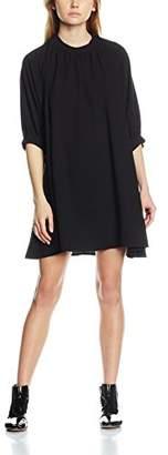 Sister Jane Women's Escape Swing Dress, (Black), (Size:M)