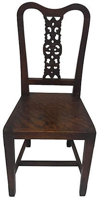 One Kings Lane Vintage Early 20th Century Chinese Chair - Madcap Cottage
