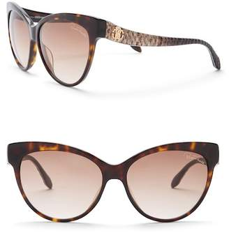 Roberto Cavalli Women's 60mm Cat Eye Sunglasses