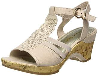 Marco Tozzi Women's 28005 Wedge Heels Sandals