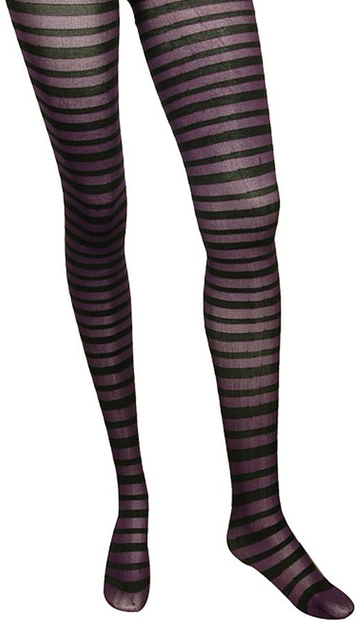 Forever 21 Striped Tights