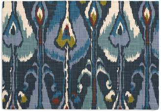 Loom Decor Placemats, Set of 4 Tribe - Midnight