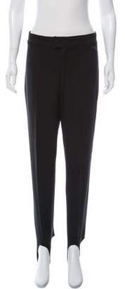Obermeyer High-Rise Straight-Leg Pants