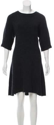 Cacharel Knee-Length Sweater Dress