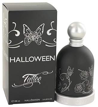Jesus del Pozo Halloween Tattoo by Eau De Toilette Spray for Women - 100% Authentic