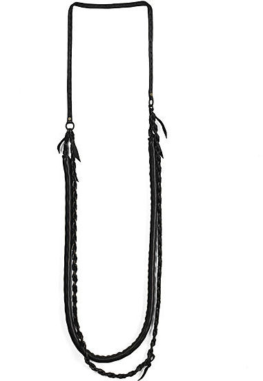 ACB X-Long Layered Strands Necklace