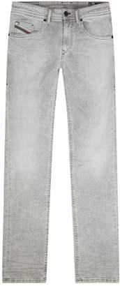 Diesel Thommer Washed Skinny Jeans