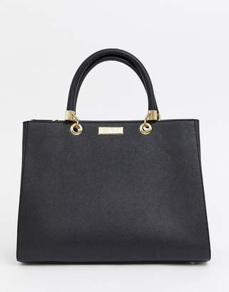 6afb213c2510 Structured Leather Bag - ShopStyle UK