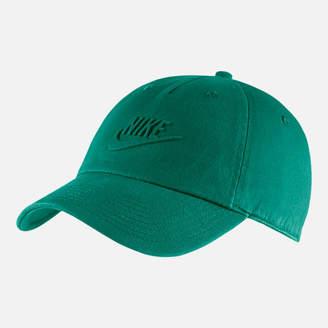 Nike Unisex Sportswear Heritage86 Overdye Adjustable Hat