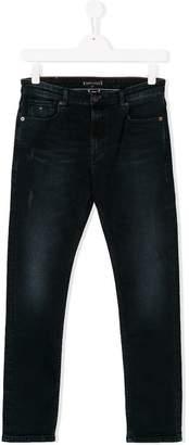 Tommy Hilfiger Junior TEEN distressed slim jeans