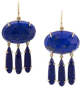 Irene Neuwirth geometric drop earrings