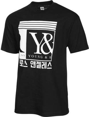 Young & Reckless Men's Busan Logo-Print T-Shirt