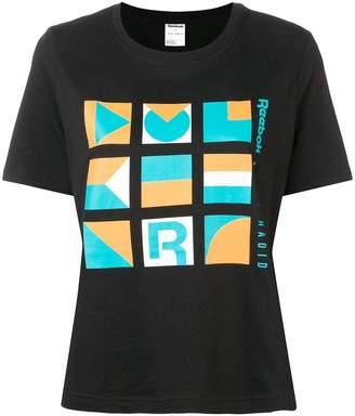 Reebok (リーボック) - Reebok ロゴ Tシャツ