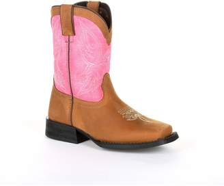 Durango Lil Mustang Girls' Western Boots