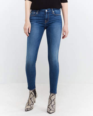 7 For All Mankind Sunset Desk Gwenevere Skinny Jeans