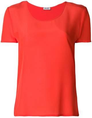 Liu Jo Synthpop slim fit T-shirt