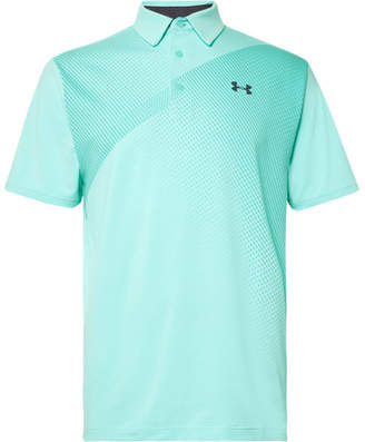 Under Armour Playoff 2.0 Heatgear Golf Polo Shirt